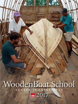 WoodenBoat School Course Catalog