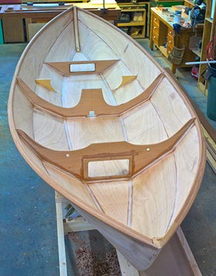 row boat designs