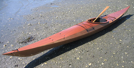 Build Your Own Stitch-And-Glue Kayak