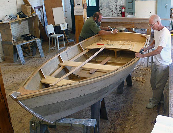 Introduction to boatbuilding