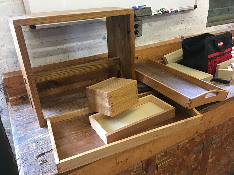 The Essentials of Fine Woodworking