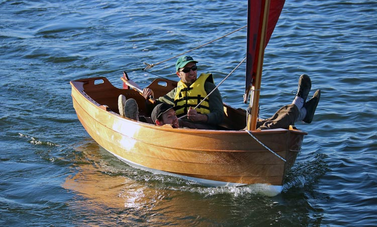 Build Your Own Tenderly Dinghy