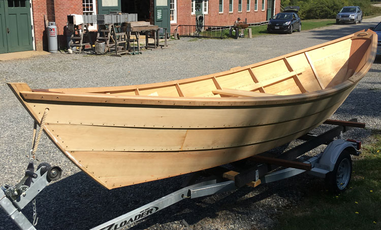 The Woodenboat School