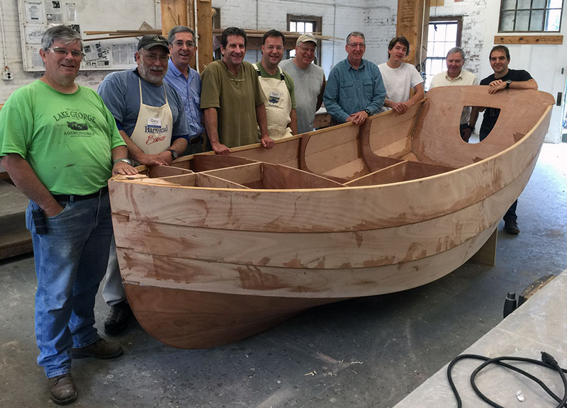 WoodenBoat School photo